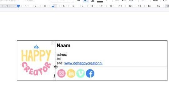 gifje-in-tabel-google-docs-email-handtekenin-schalen